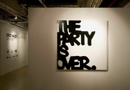 Eric-haze-the-party-is-over
